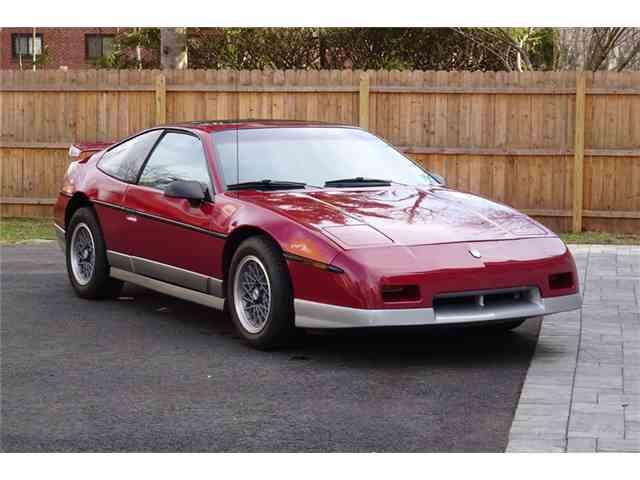 1987 Pontiac Fiero | 987701
