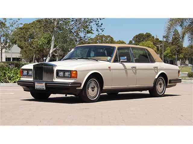1987 Rolls-Royce Silver Spur I | 987704