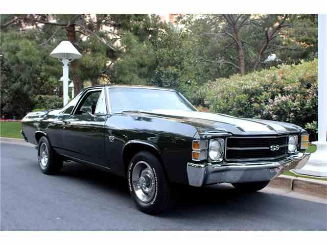 1971 Chevrolet El Camino SS | 987706