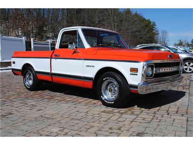 1970 Chevrolet C/K 10 | 987707