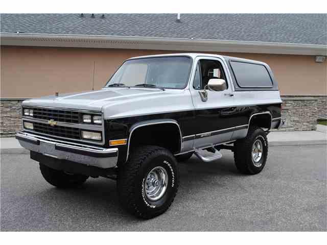 1989 Chevrolet Blazer | 987708