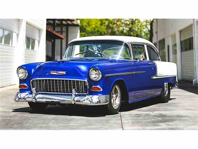 1955 Chevrolet Bel Air Two-Door Sedan Custom | 987712