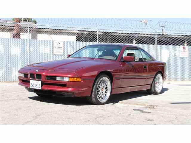 1991 BMW 850   987714