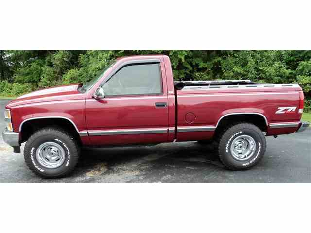 1995 Chevrolet Silverado Z71 | 987717