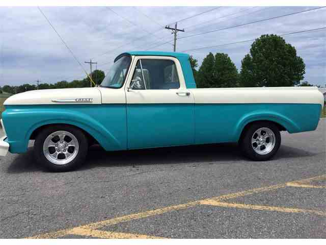 classifieds for 1959 to 1961 ford f100 16 available. Black Bedroom Furniture Sets. Home Design Ideas