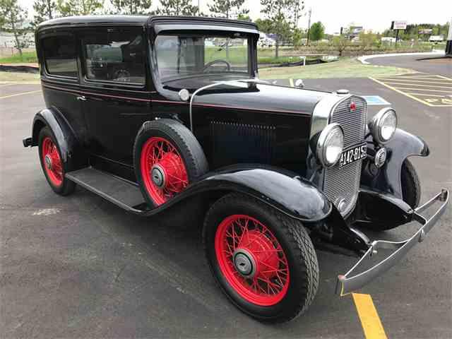 1931 Chevrolet 2-Dr Coach | 987720