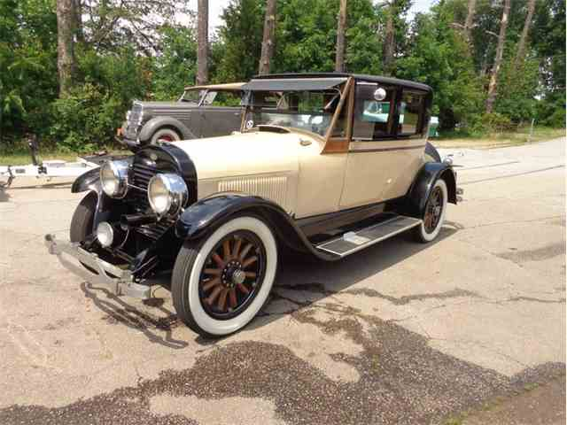 "1923 Lincoln L ""Doctors"" Coupe 