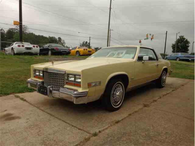 1980 Cadillac Eldorado | 987723