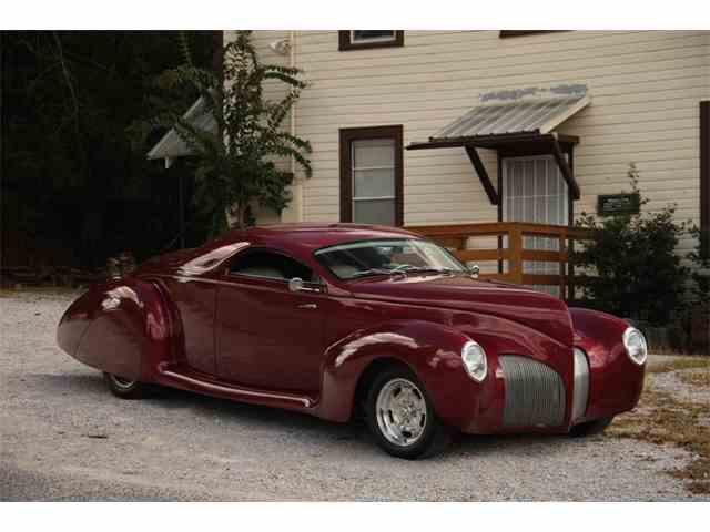 1939 Lincoln Zephyr | 987724