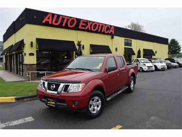2012 Nissan FrontierS | 987727