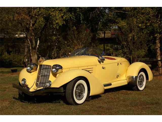 1936 Auburn Speedster | 987729