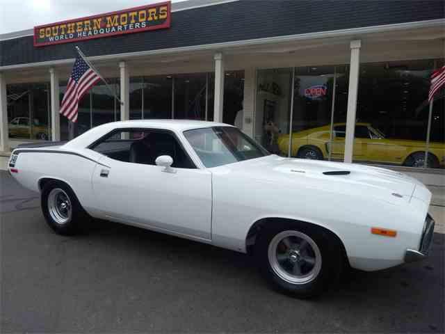 1972 Plymouth Cuda | 987747