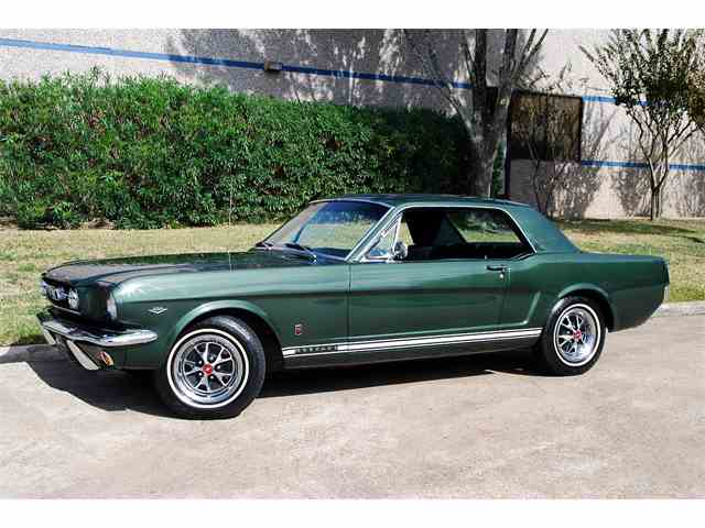 1966 Ford Mustang GT | 987748