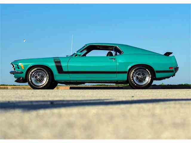 1970 Ford Mustang | 980775