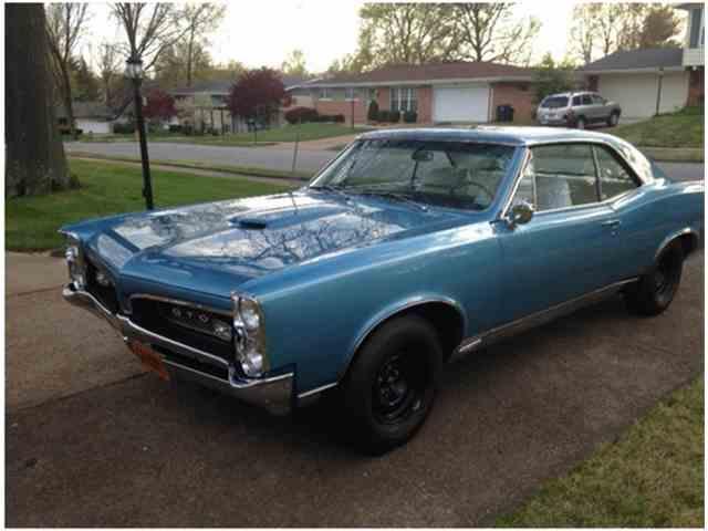 1967 Pontiac GTO | 987751