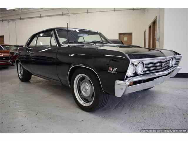 1967 Chevrolet Chevelle | 987752