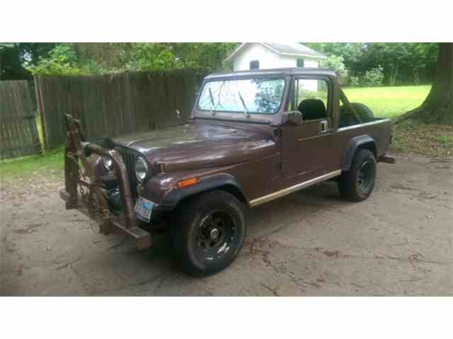 1982 Jeep CJ8 Scrambler | 987753
