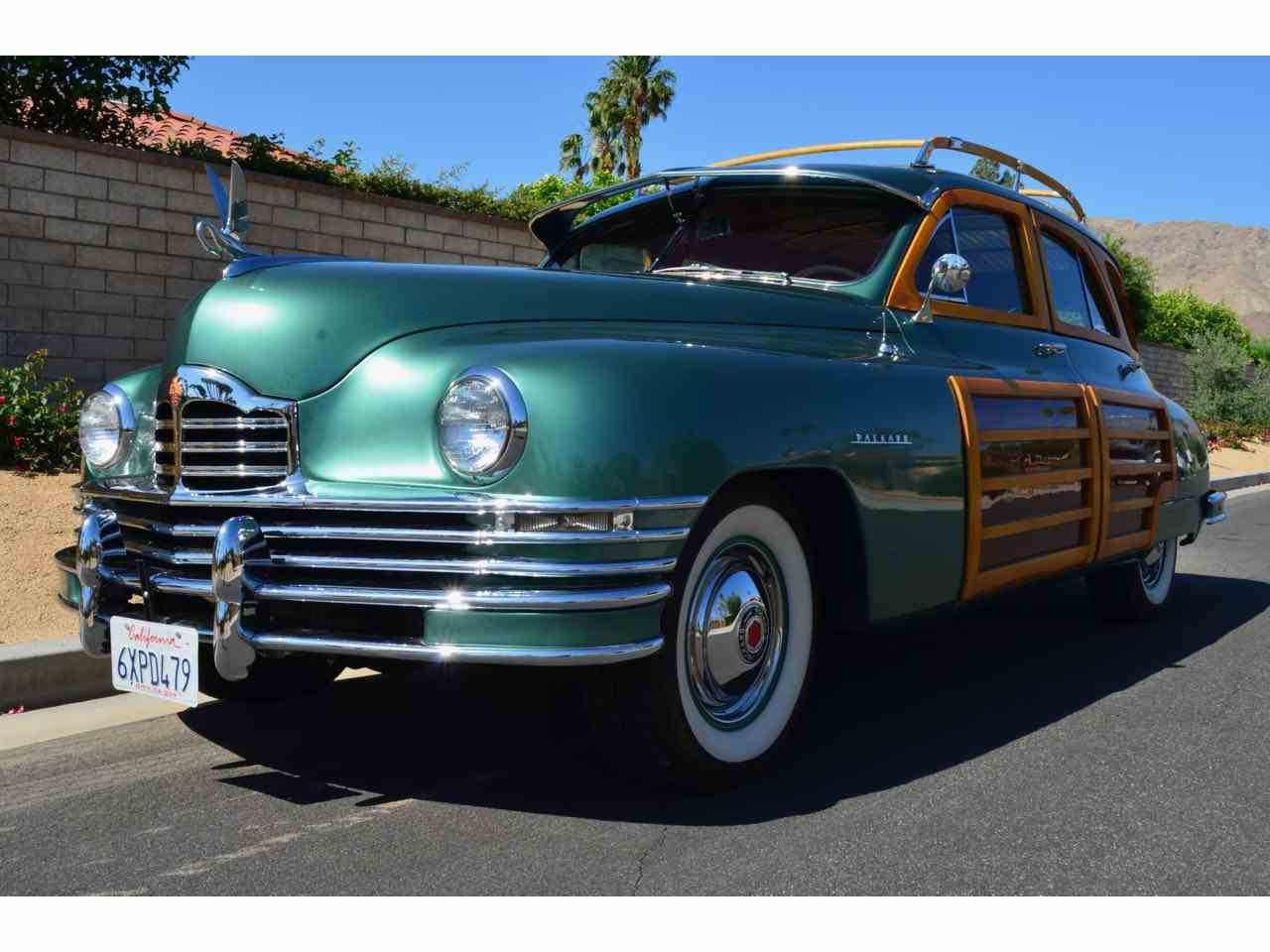 Large Picture of '48 Super Eight Series 22 Woodie Station Sedan - L65R