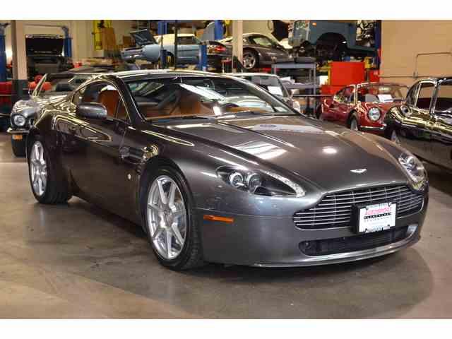 2006 Aston Martin Vantage | 987760