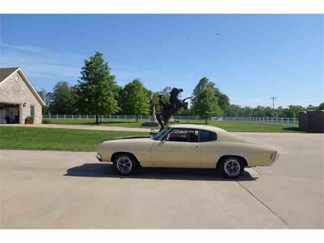 1970 Chevrolet Chevelle SS | 987766