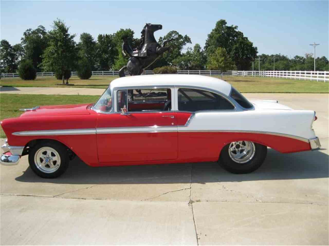 1956 chevrolet bel air for sale classic car liquidators - 1956 Chevrolet Bel Air For Sale Cc 987768