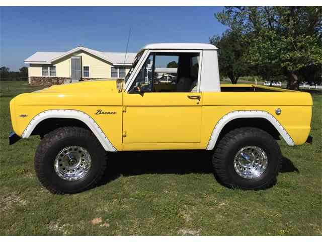 1966 Ford Bronco | 980777