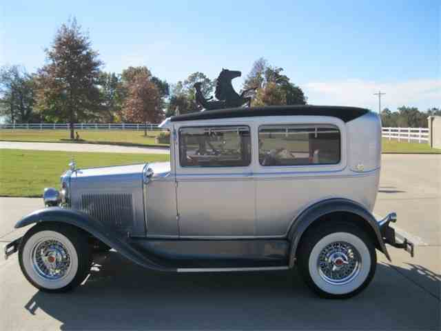 1930 FORD MODEL A STREET ROD | 987770