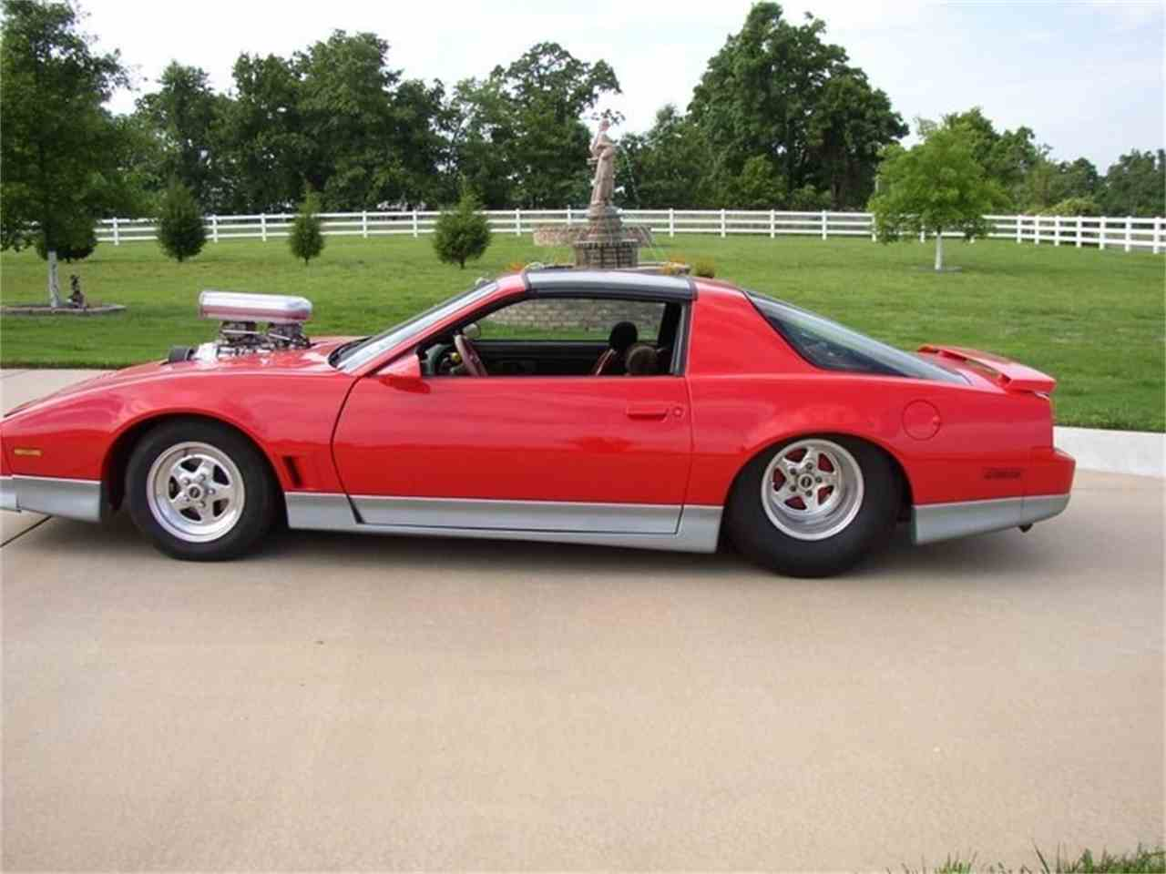 Large Picture of '87 Firebird - L667