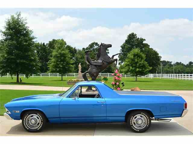 Picture of '68 El Camino - L668