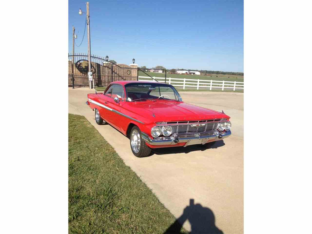 Large Picture of '61 Impala - L66A
