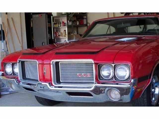 1972 Oldsmobile 442 | 987786