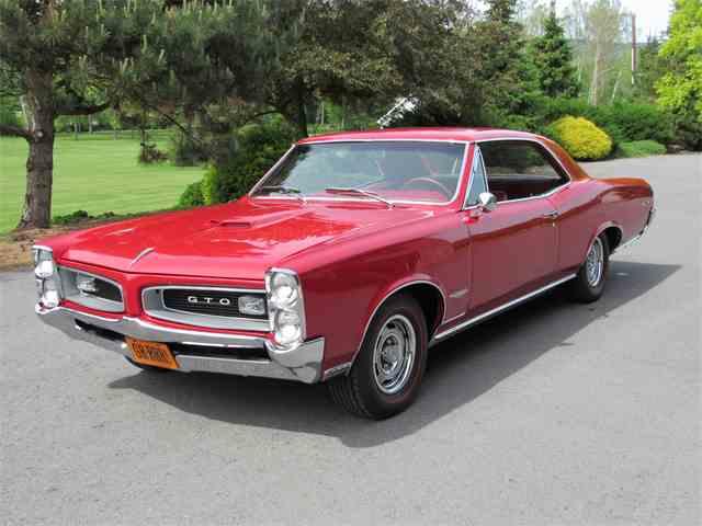 1966 Pontiac GTO | 987790