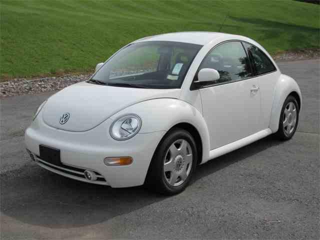 1998 Volkswagen Beetle   987791