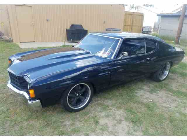 Picture of '72 Chevelle Malibu - L66U