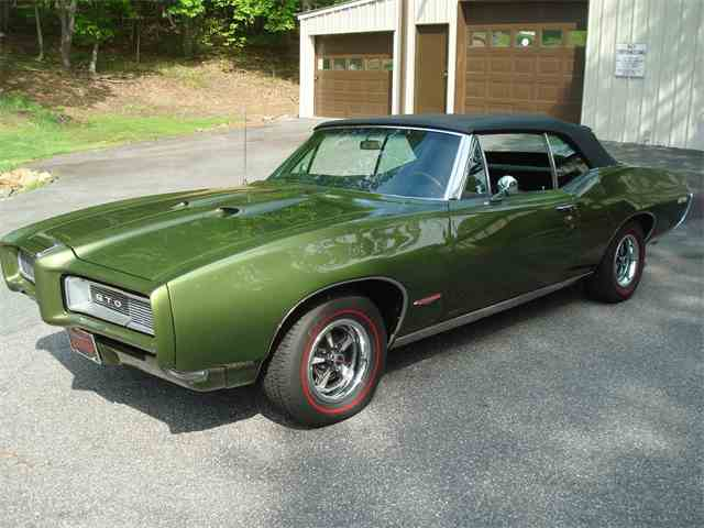 1968 Pontiac GTO | 987800