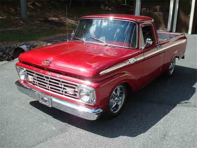 1963 Ford F100 | 987803