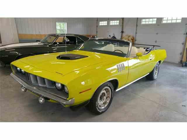1971 Plymouth Cuda | 987805