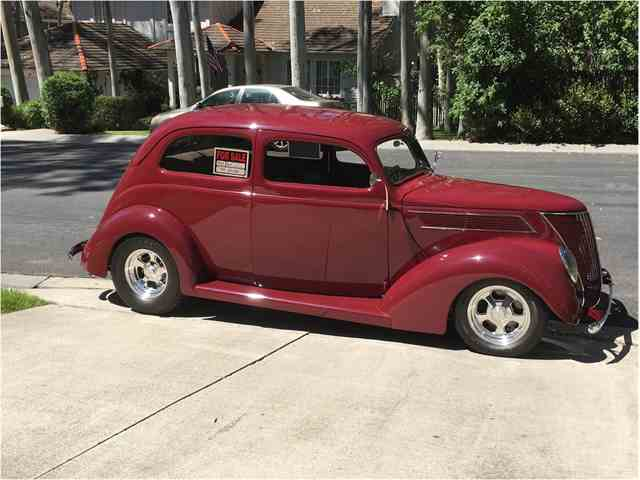 1937 Ford Slantback | 987806