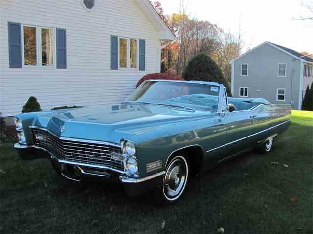 1967 Cadillac DeVille | 987809