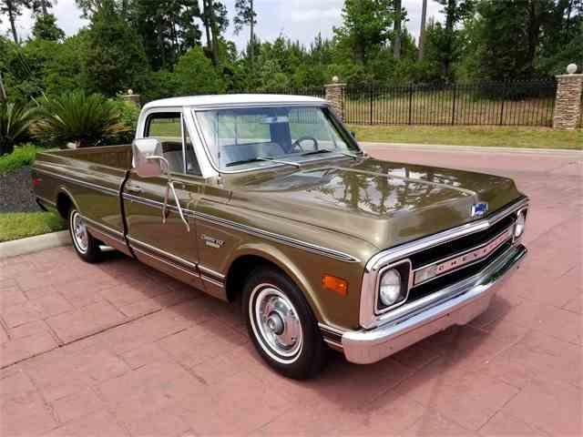 1970 Chevrolet C/K 10 | 987818
