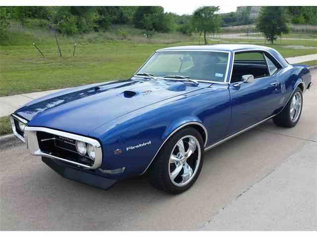 1968 Pontiac Firebird | 980782