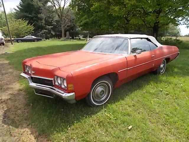 1972 Chevrolet Impala | 987825