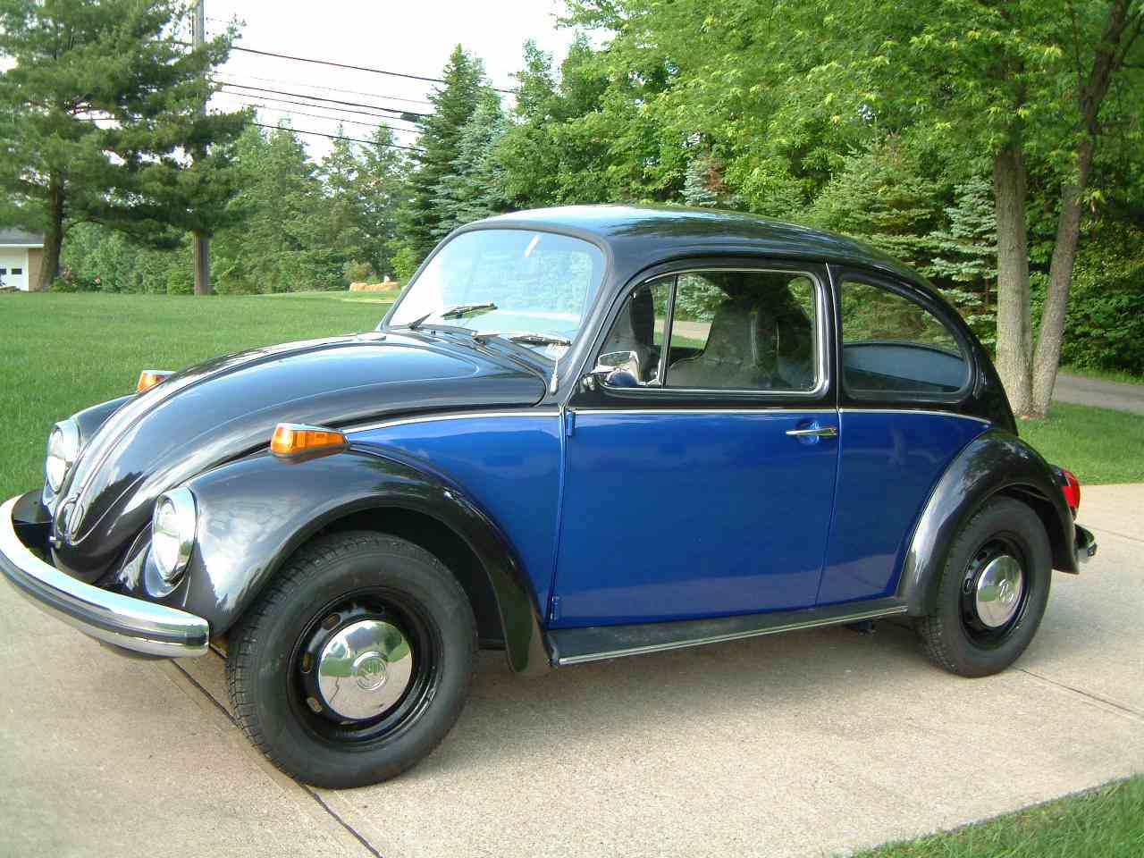 Large Picture of '72 Beetle - L67N