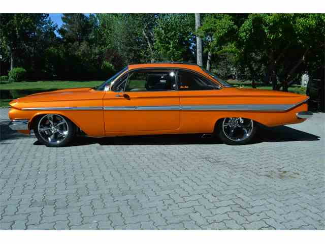 1961 chevrolet impala for sale on 36 available. Black Bedroom Furniture Sets. Home Design Ideas