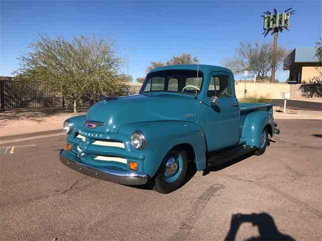 1954 Chevrolet 3100 Hydramatic | 987840