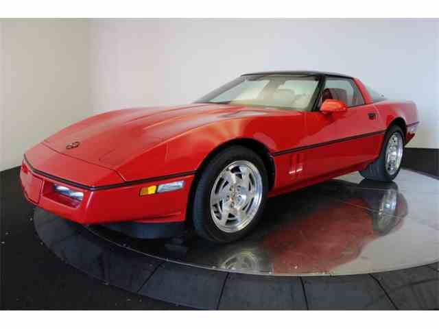 1990 Chevrolet Corvette ZR1 | 987841