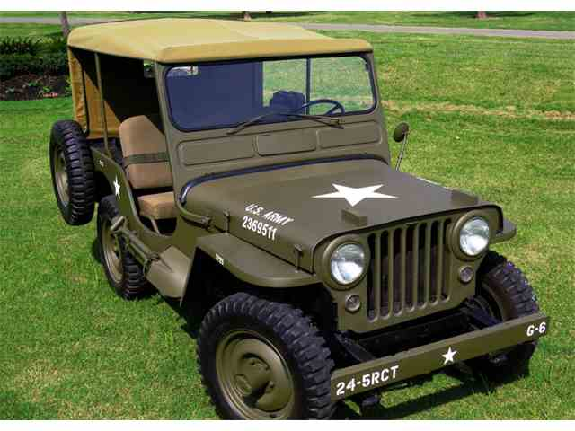 1950 Willys Jeep | 980785