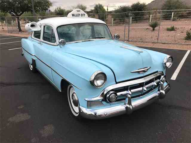 1953 Chevrolet Bel Air Taxi | 987850