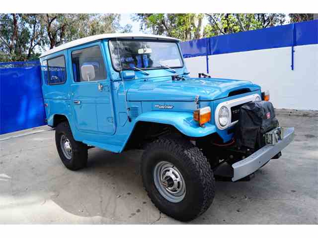 classifieds for classic toyota land cruiser 116 available. Black Bedroom Furniture Sets. Home Design Ideas