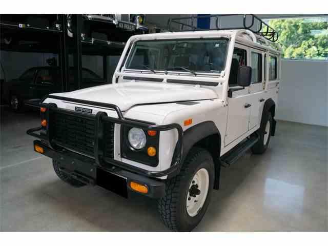 1993 Land Rover Defender | 987853